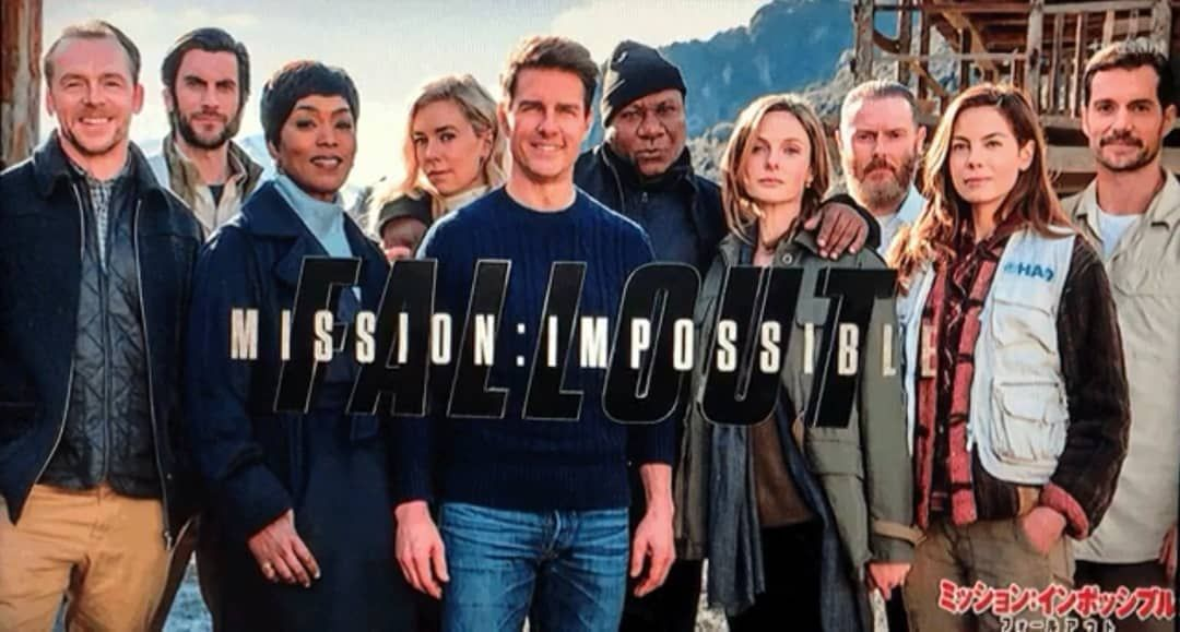 The Cast Of Missionimpossible Fallout Mission Impossible Tom Cruise Mission Impossible Mission Impossible Fallout