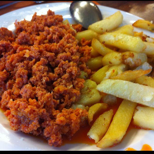 Picadillo Asturiano Asturias ComparteAsturias Comer en