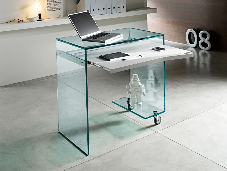 Small Glass Office Desk Ideas To Decorate Desk Decorate Desk Glass Glassofficedeski Computer Desks For Home Home Office Furniture Sets Small Glass Desk