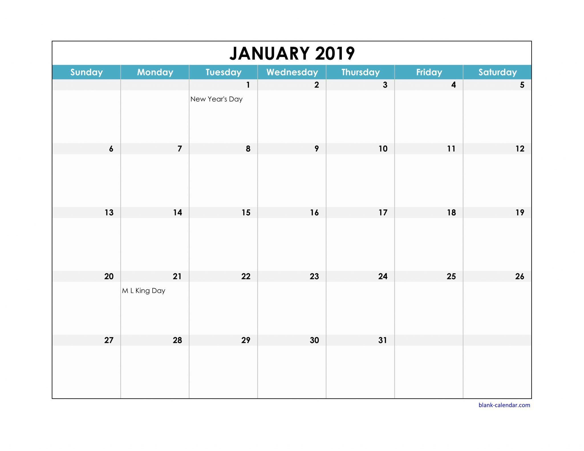 2019 January Calendar Singapore January Calendar 2019 Calendar