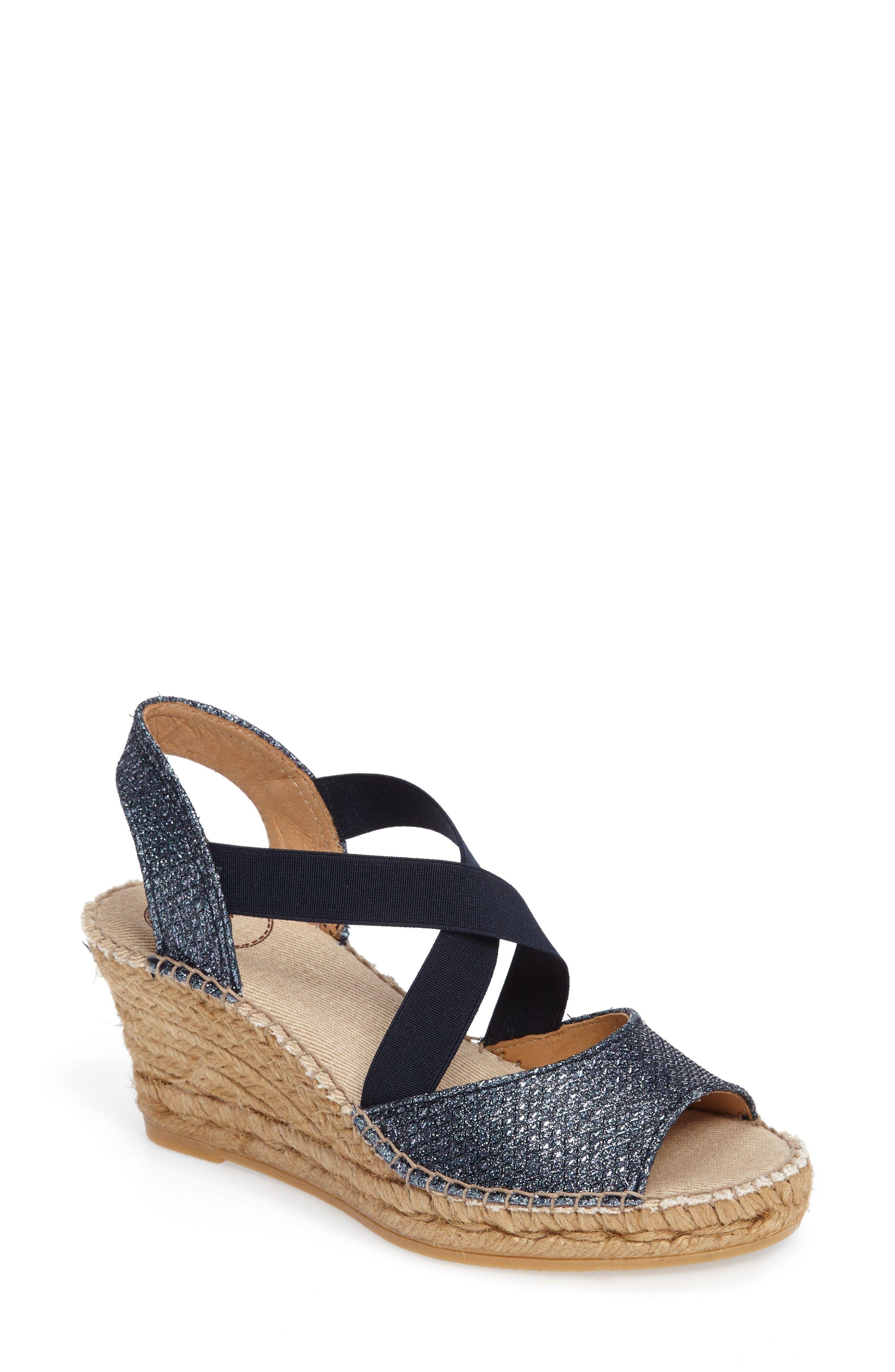 Toni Pons Women's Sol Wedge Espadrille Sandal 0flq5yQa9
