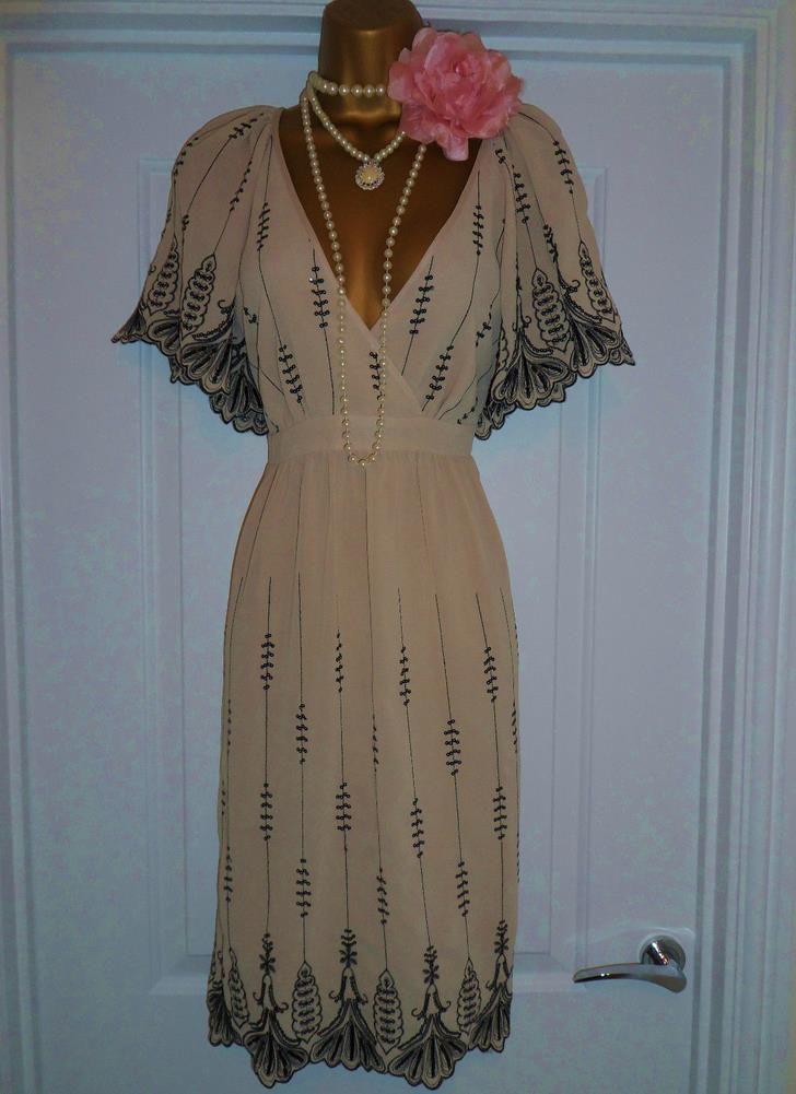 Kleid 20er jahre gatsby