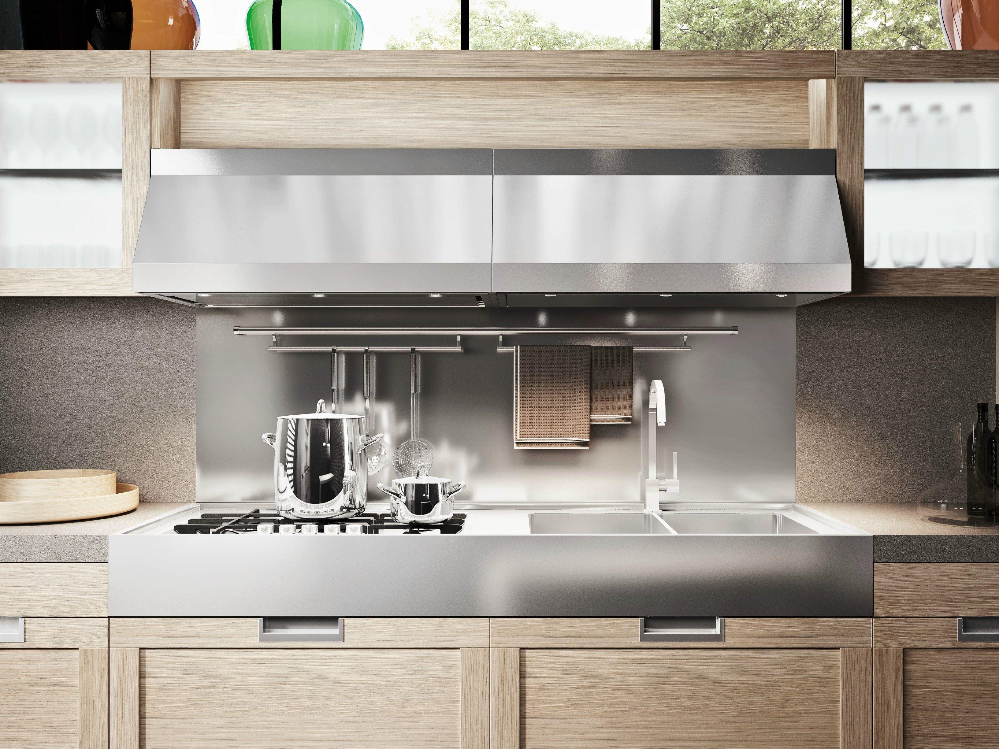 Cucina Lux Snaidero Prezzi lux classic cucina lineare collezione sistema by snaidero