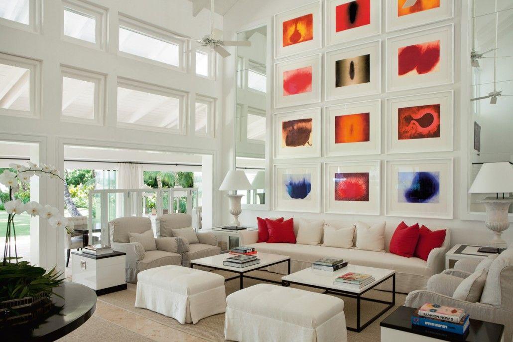 Project 1 - Luis Bustamante Studios Pinterest Living rooms - interieur design studio luis bustamente