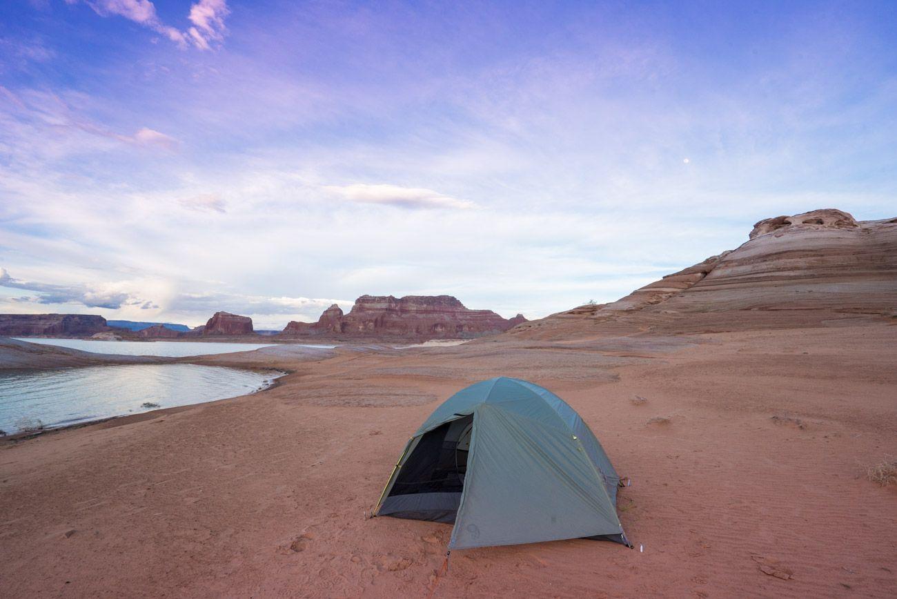 plan  overnight kayak trip  lake powells labyrinth canyon kayaking tips