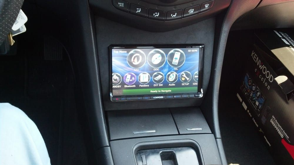 Custom Install Kenwood Excelon Dnx9990hd In A 2005 Honda Accord Coupe V6 Lx Se Yelp