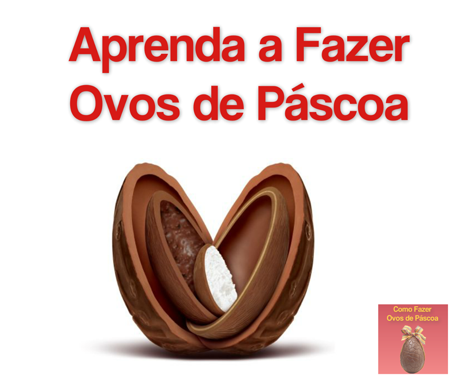 Aprenda já a fazer uma renda extra na páscoa com bombons, trufas e ovos de chocolate >  www.comofazerovosdepascoa.com  #pascoa #chocolate #comofazerovosdepascoa
