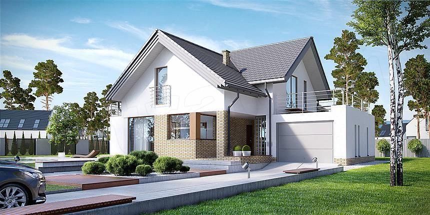 Projekt domu HomeKoncept-08