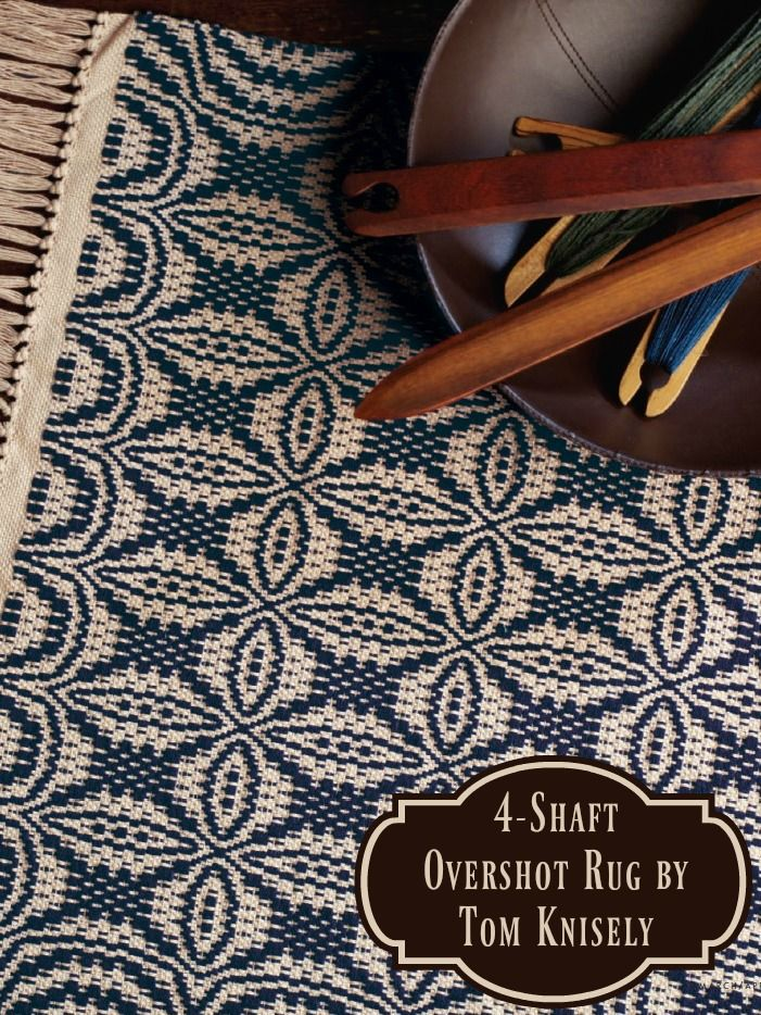 Best of handwoven overshot ebook 2 rug weaves and craft get this draft and tons of info about using overshot for rug weaving in handwovens overshot ebook fandeluxe Choice Image
