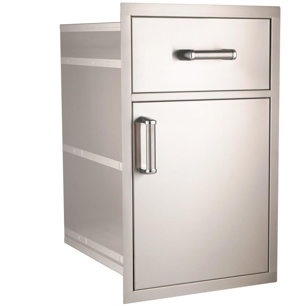 Fire magic premium flush 20inch pantry access drawer