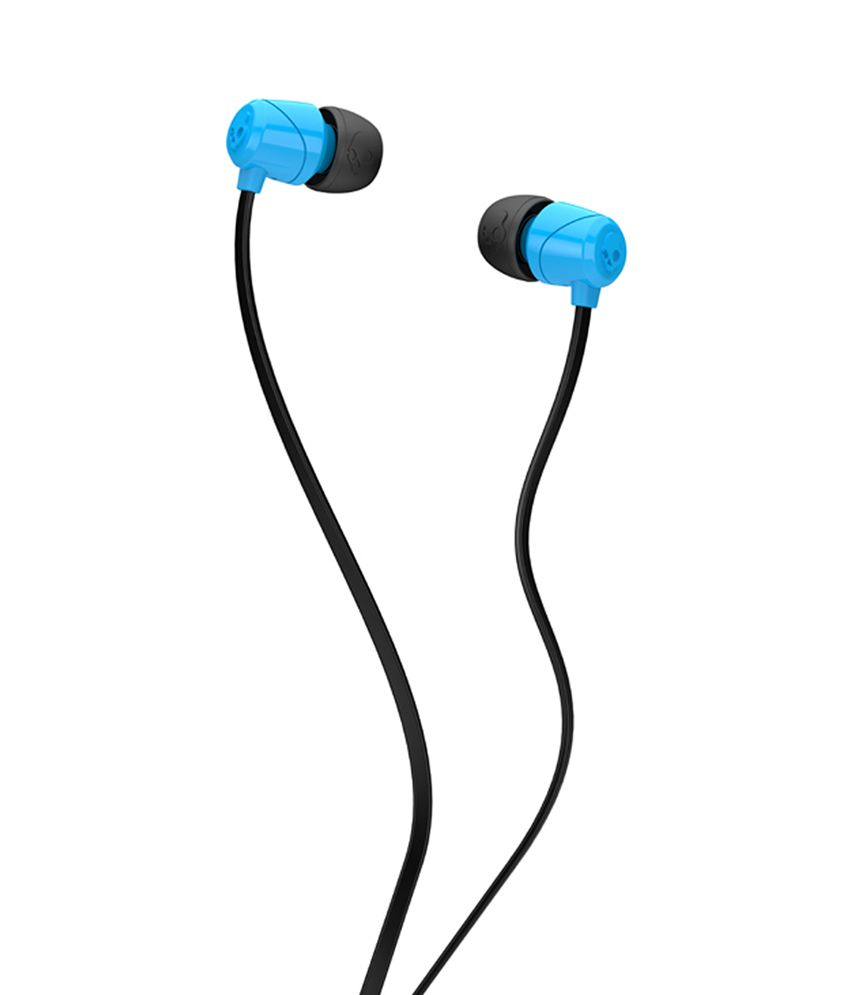 e932cdfd40f Designed for the music lovers, the Skullcandy JIB (S2DUDZ-012) In Ear