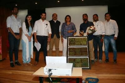 At A Recent Presentation To F Inal Year Architucture And Interior