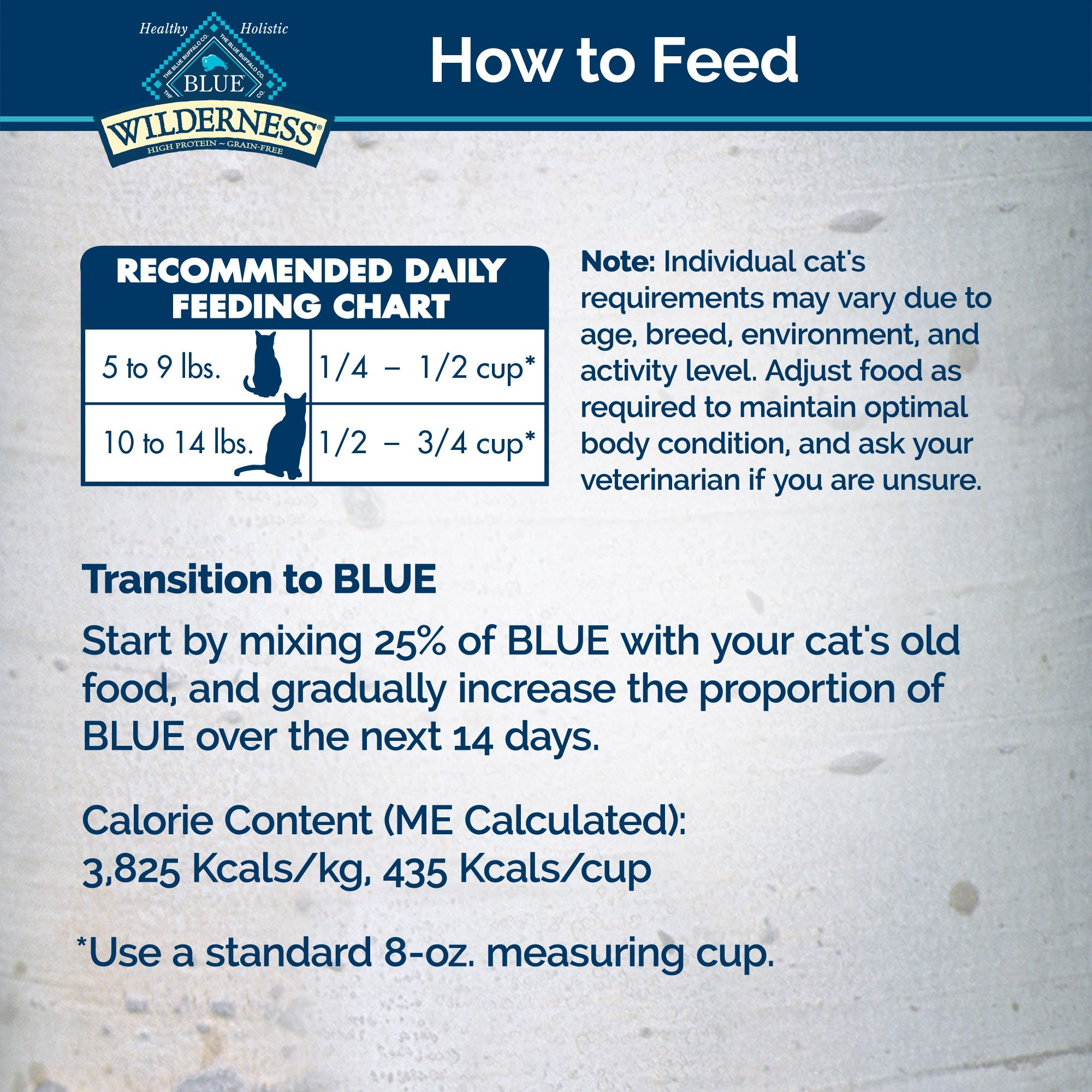 Blue Buffalo Blue Wilderness Adult Chicken Recipe Dry Cat Food 6