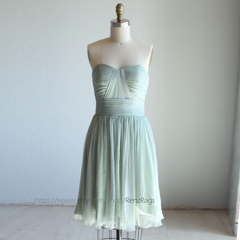 Bridesmaid dress sweetheart strapless mint green by renzrags bridesmaid dress sweetheart strapless mint green by renzrags 9800 ombrellifo Images