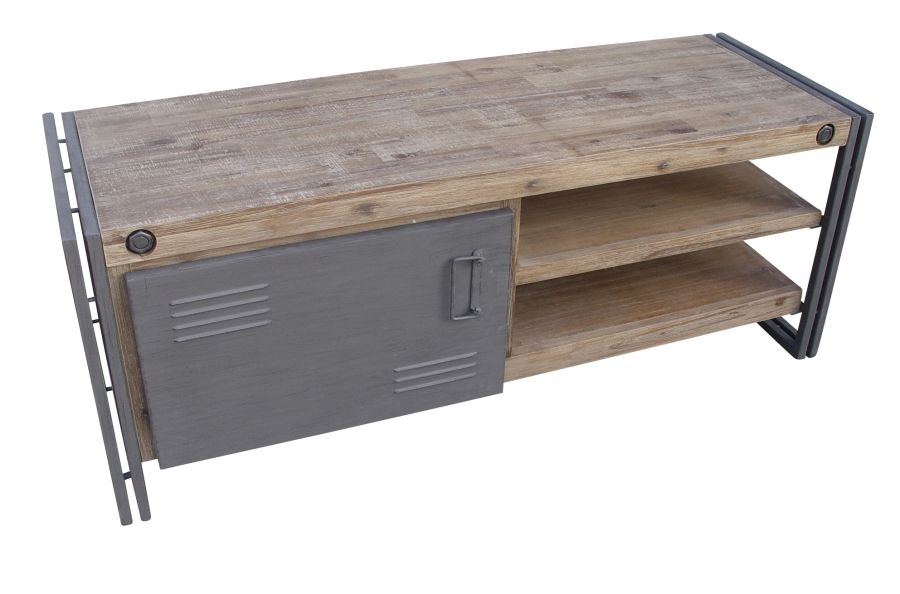 Tv Meubel Afmetingen : Industrieel tv meubel met een afmeting van cm happy home