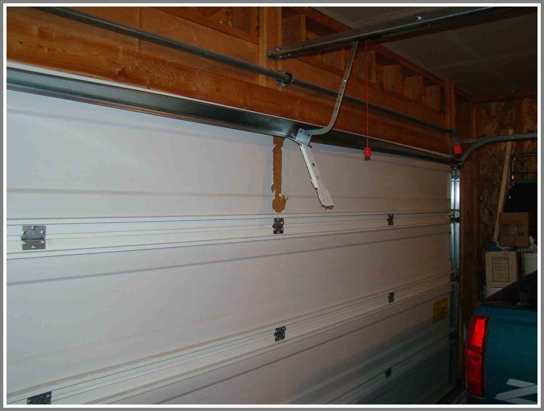 109 Reference Of Garage Door Bracket Repair Cost In 2020 Door Brackets Garage Doors House Design