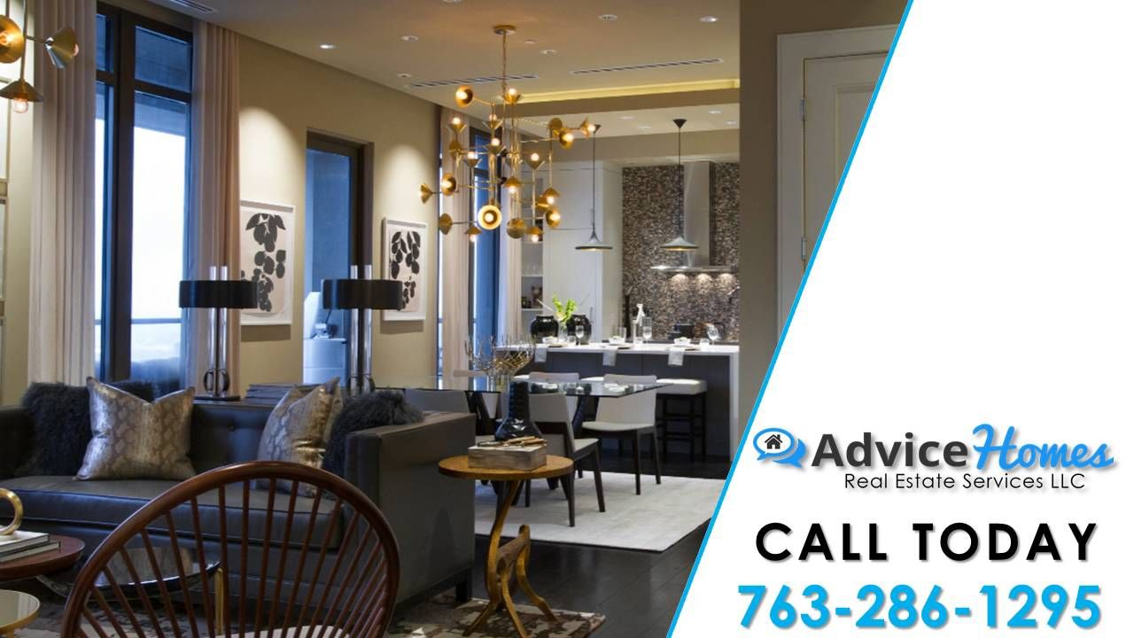 Advice home real estate services llc andover mn real