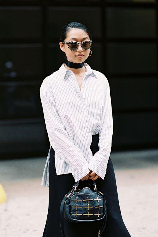 Vanessa Jackman: New York Fashion Week SS 2016....Margaret