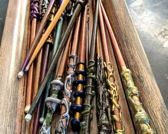 Harry Potter Inspired Wizard Wands Party Handmade