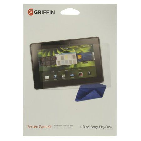 Griffin Screen Care Kit for BlackBerry PlayBook | Products