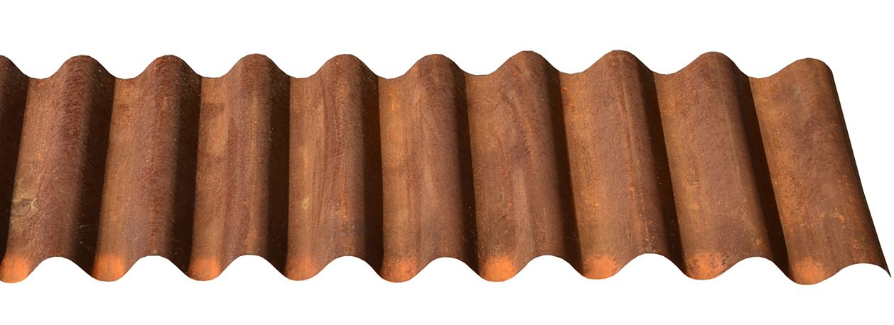 Corrugated Corten Rusted Corrugated Roofing Corten Bare Steel At Cortenroofing Com Corrugated Roofing Corrugated Metal Sheet Metal Roofing