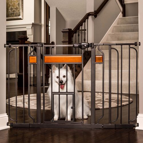 Design Paw Extra Wide Pet Gate Pet Gate Extra Wide Pet Gate Pets