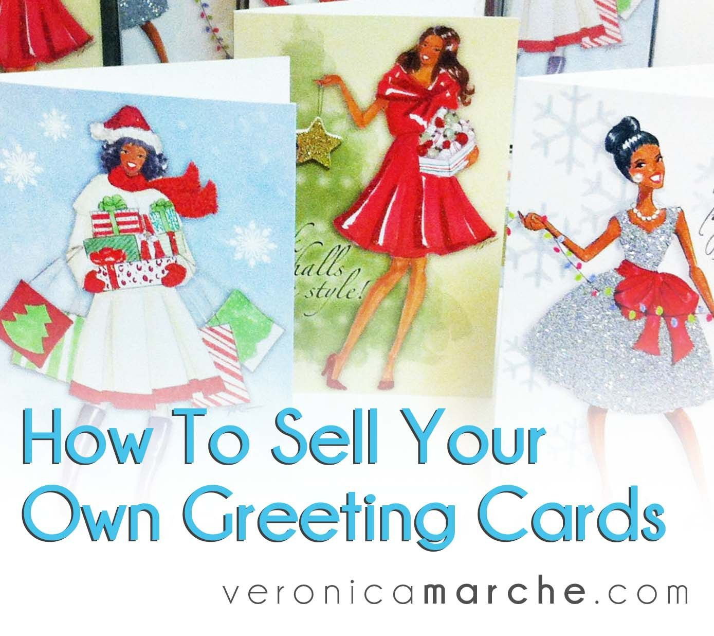 How to sell your own greeting cards by veronica marche pick a card how to sell your own greeting cards by veronica marche kristyandbryce Gallery