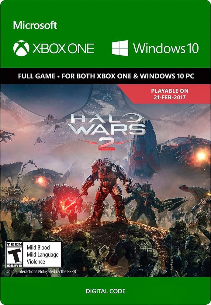 Halo Wars 2 WindowsXbox One Digital Download in 2019