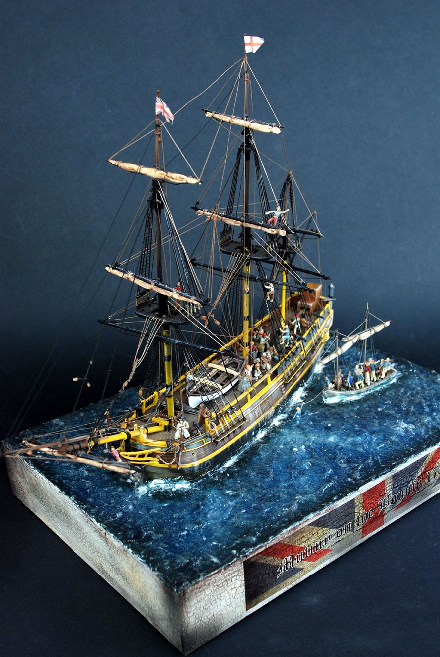 Revell - Revell Community Contest | Storied Ship Models | Scale