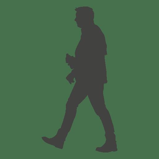 Man Walking Silhouette 11 Ad Paid Affiliate Silhouette Man Walking Walking Silhouette Silhouette People Silhouette