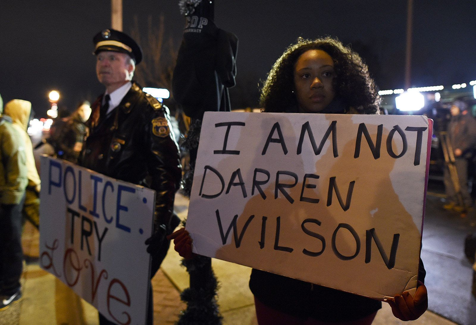 Here Are The Most Powerful Photos From The Ferguson Protests With