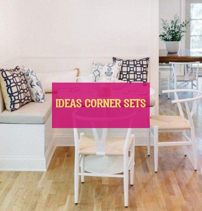 Ideas corner sets