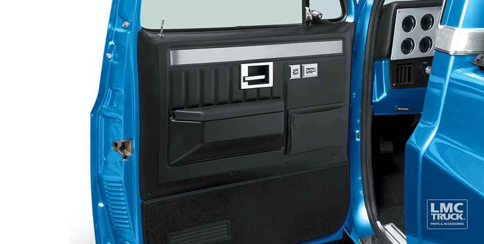 Replacement Door Panels - LMC TRUCK Available for Chevy GMC \u0026 Ford Trucks.   sc 1 st  Pinterest & Replacement Door Panels - LMC TRUCK Available for Chevy GMC \u0026 Ford ...