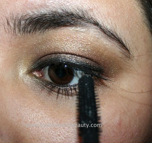 Photo of Festive Golden Bronze Eye Makeup Tutorial – Indian Makeup, #Bronze #Eye #F …