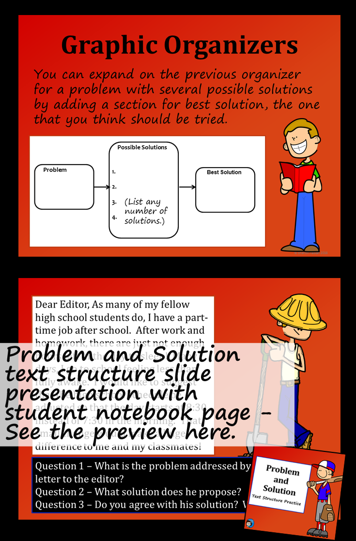 what is problem and solution