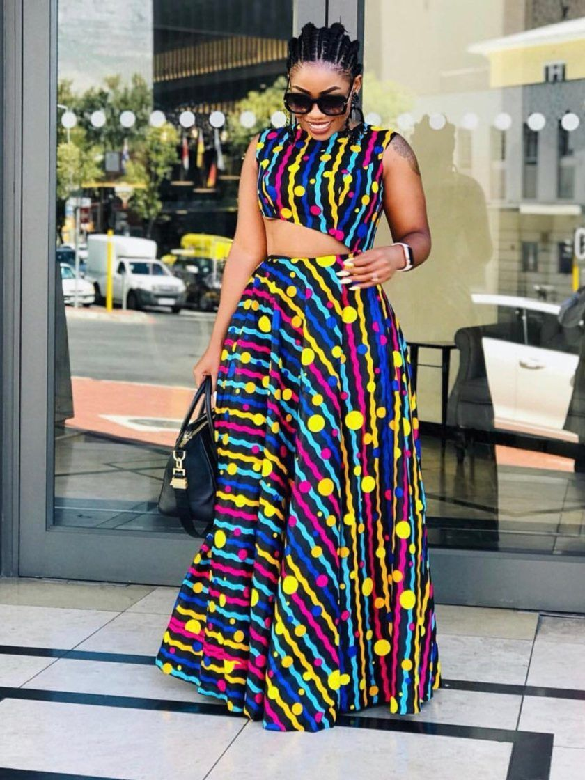 These Ankara Printed Summer Dresses Are Giving Us So Much Life African Dresses For Women African Fashion Dresses Latest African Fashion Dresses [ 1120 x 840 Pixel ]