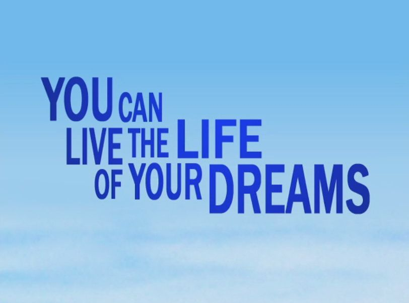 You Can Choose To Live The Life Of Your Dreams Axa Life Insurance Companies Dreaming Of You Tech Company Logos