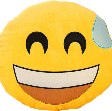 Emoji No Sweat Pillow Emoji Pillows Soft Dolls Plush Dolls
