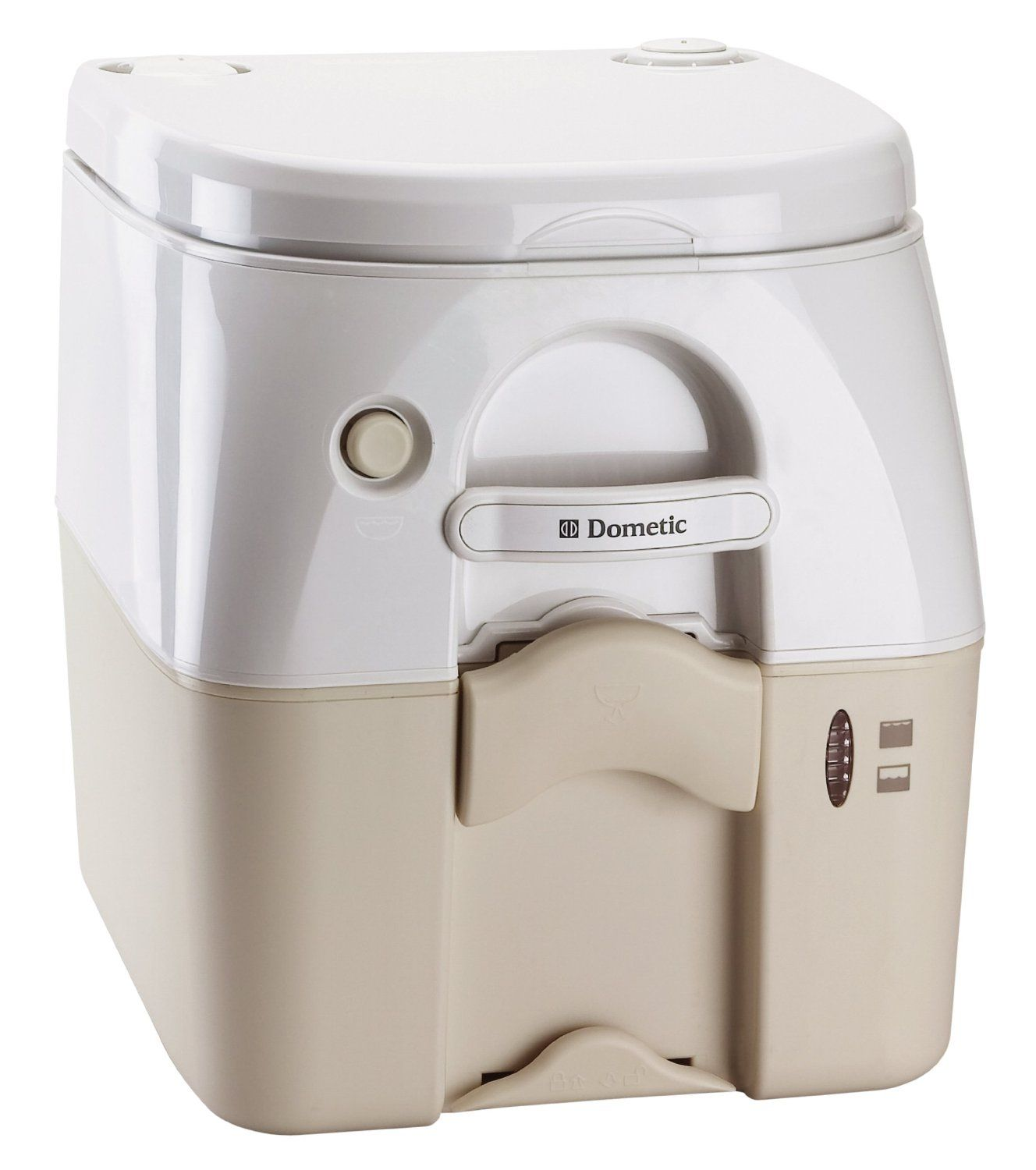 Dometic 301097602 Portable Toilet 970 Series Porta Potti 5 Gal