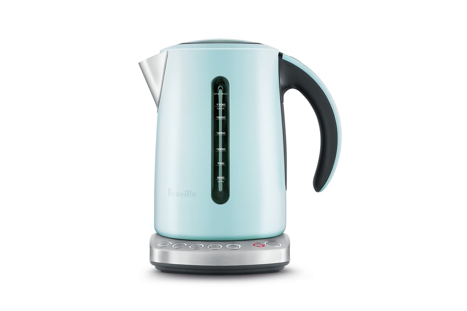 Home Home Appliances Kitchen Appliances Kettles Breville Smart Kettle Frost With Images Kitchen Appliances Kettle Breville