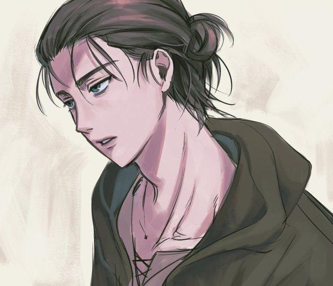 maybe i should - Eren
