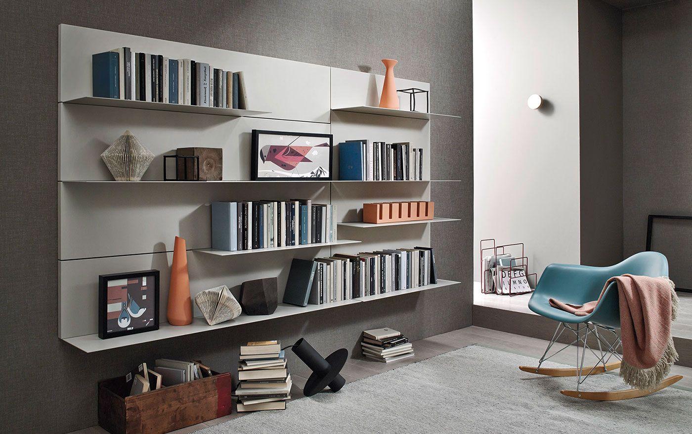 Wohnzimmermöbel designermöbel  Wohnwand Lampo L5C38 - Möbel / Wohnzimmermöbel / Möbel für ...