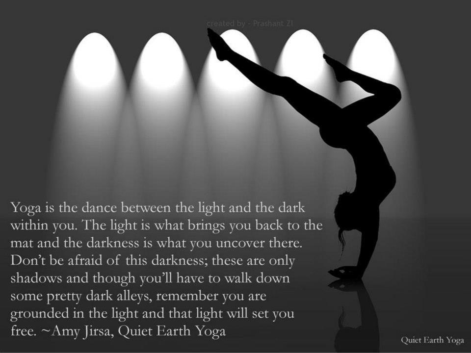 yoga quotes, arm balance | Yoga | Yoga pictures, Yoga ...