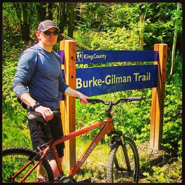 "#Biking And Sightseeing Along The Burke-Gilman Trail In #Seattle   Called ""a major transportation corridor "", the trail is also a major sightseeing route that gives an opportunity to see some of Seattle most iconic sights..."