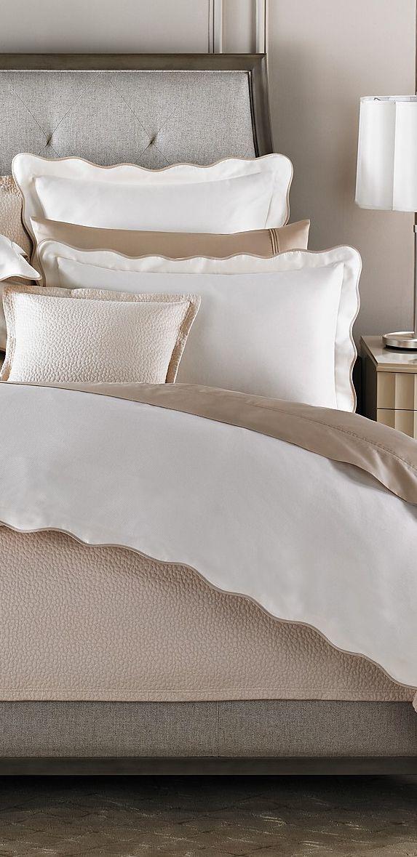 Barbara Barry Peaceful Pique Bedding Collection Bedding