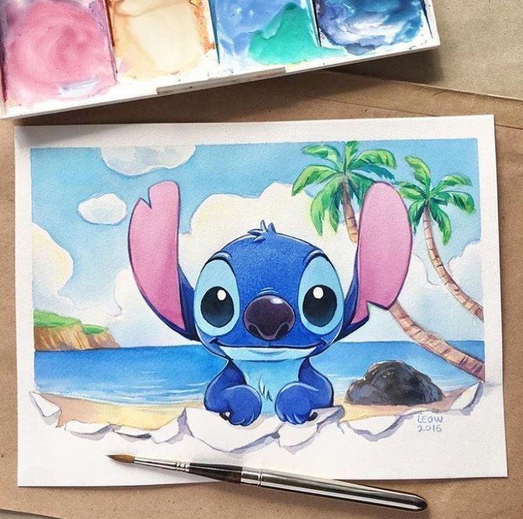 Pin By Rahma Dona Septiana On Stitch Disney Drawings Disney
