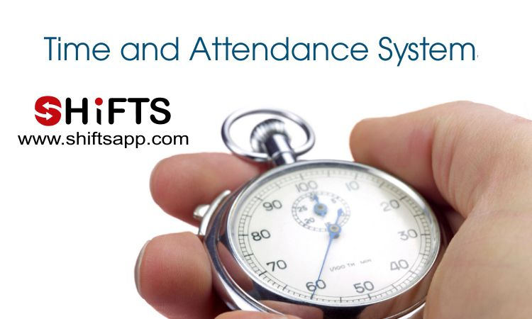 Shifts app helps you to keep track of attendance and