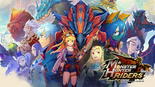 Download Monster Hunter Stories Mod Apk Unlimited Money Monster Hunter Rpg Monster