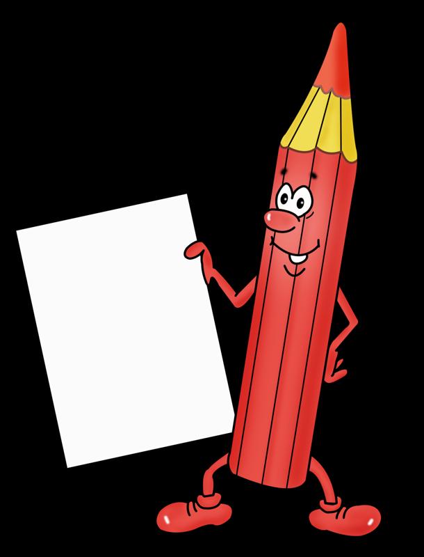 Забавные карандаши картинки для детей