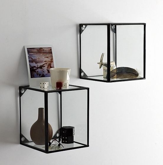 Gl Metal Display Shelf Traditional Wall Shelves